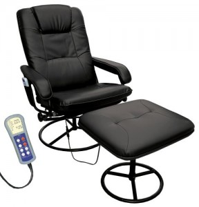 Comfort Products 10 Motor Massage Recliner with Heat