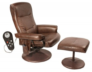 Comfort Products 8-Motor Massage Recliner with Heat